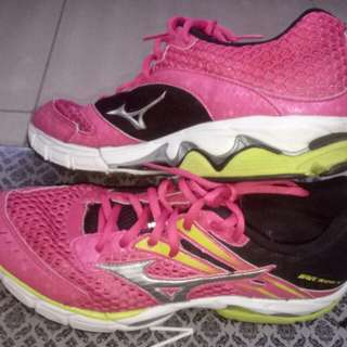 Mizuno running shoes / Wave Inspire 9