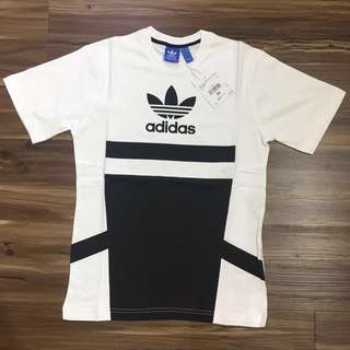 adidas Bleached Out Logo T-Shirt White B45880