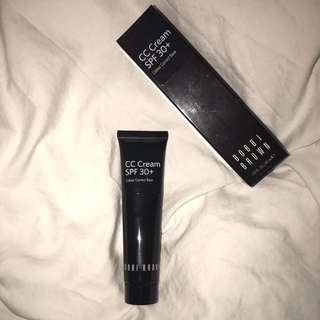 RRP $65 Auth. Bobbi Brown CC Cream SPF 30+