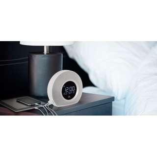 實體店面『JBL Horizon 白色』藍芽音響/藍牙喇叭音箱/支援USB充電/LED燈光喚醒/公司貨