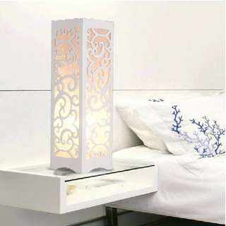 Deco Lamp with LED Light and Remote [Design E & F]