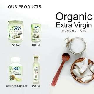 Coconut Oil Extra Virgin 100ml