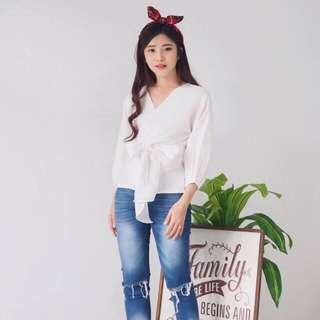 Kimono Tops (white)