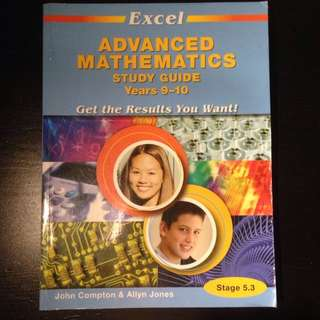 Excel Advanced Mathematics Year 9-10