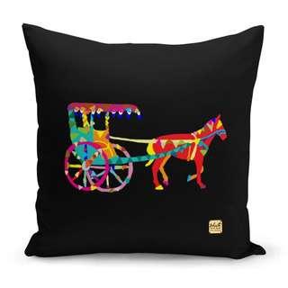 KALESA - Bibsisita Handmade Throw Pillow