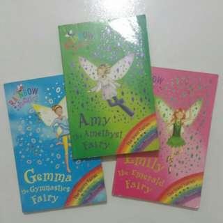 (1) Rainbow Magic Books