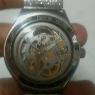 Swatch SKELETON Automatic