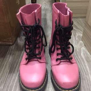 dr marten 雨鞋 馬丁鞋