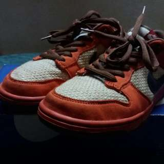 Nike SB Ramen Un-Hemp Orange QS 2009