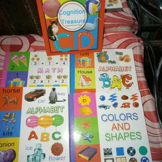 50each board books
