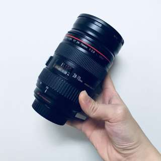 Canon 24-70mm f2.8 for rent