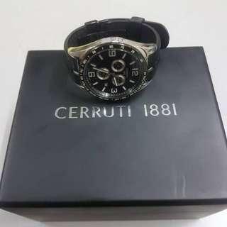 Cerruti 1881 authentic watch