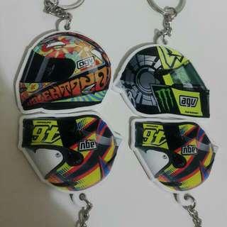 VR46 ROSSI MotoGP Keychain