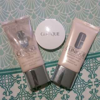 Clinique skincare and makeup bundle!