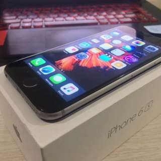 BU Iphone 6s 64 grey termurah