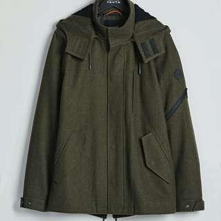 Native Youth Winter Jacket Parka