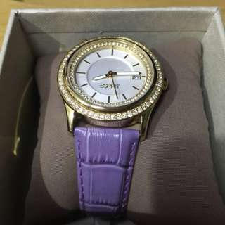 Original, Brand New Esprit Ladies' Watch