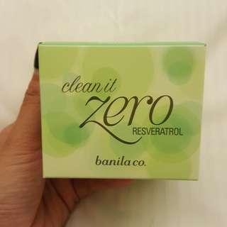 Banila Clean It Zero Resveratrol
