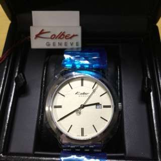 Original, Brand New Kolber Men's Watch