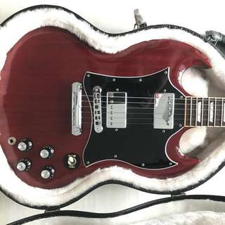 Gibson SG Standard 2010 + Digitech RP500 + Laney Amplifier