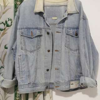 Highspeed denim jacket