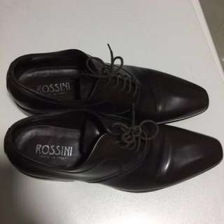 Authentic Rossini Leather Shoes