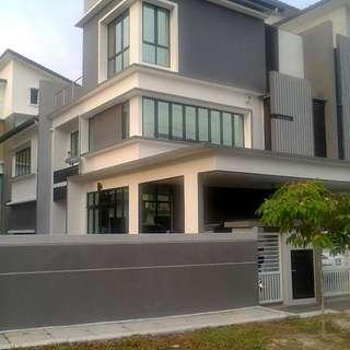 For Sale/Sambung Bayar 3storey Semi-D fully furnish
