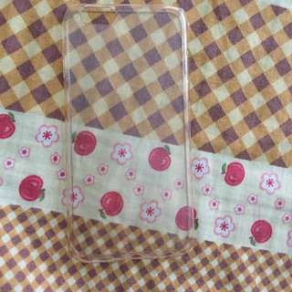 Iphone clear casing