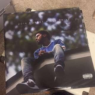 J COLE Forest Hills Drive Vinyl