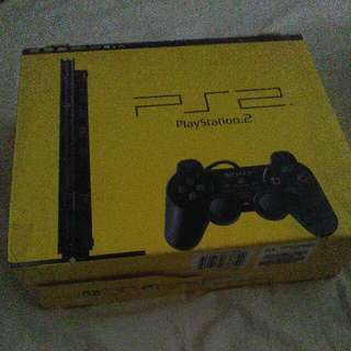 PS2 PlayStation 2 (boxed)