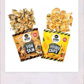 Irvins Salted Egg (Small)