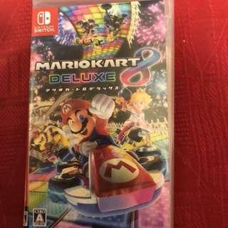 MarioKart Nintendo Switch