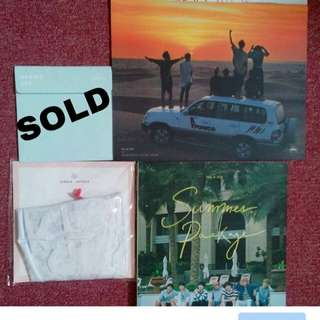 BTS SP in Dubai (loose items)