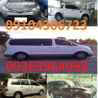Murang Service Rent a car