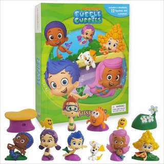 Brand New My Busy Book - Bubble Guppies