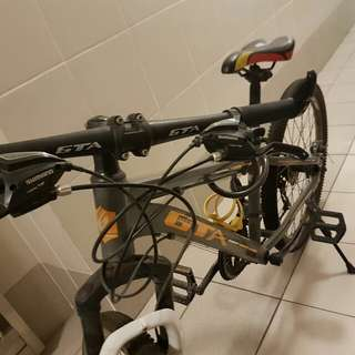 Bicycle GTA  ❤💙💚💛💜