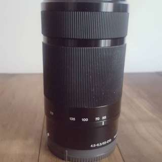 SONY Lens E-Mount 55-210mm