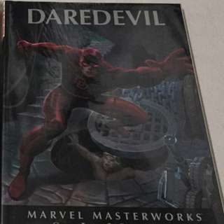 Marvel Masterworks TPB