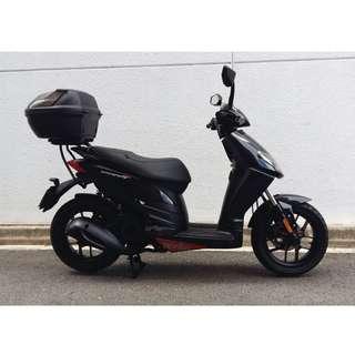 Aprilia SportCity One for sale!
