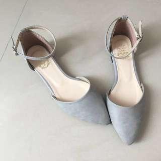 全新💞尖頭平底鞋