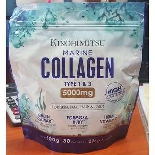 Kinohimitsu Marine Collagen Powder