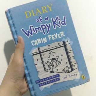 Diary of a Wimpy Kid Cabin Fever Book 6