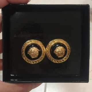 Authentic Versace Ear Clip