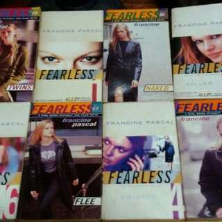 Francine Pascal:Fearless