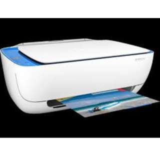 HP Wireless All in One Colored 3630 Printer