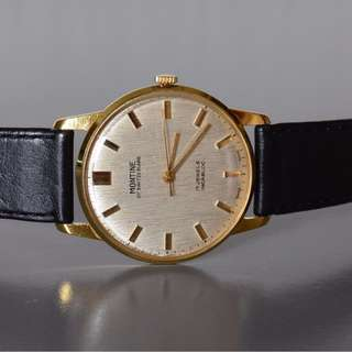 Montine of Switzerland Vintage Dress Watch, Swiss Made