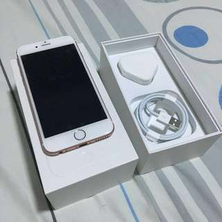Selling iPhone 6S 128G rose gold