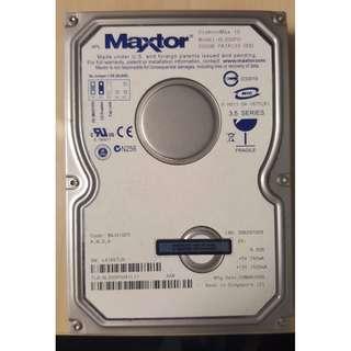 Maxtor 200GB IDE ATA Hard Disk Drive
