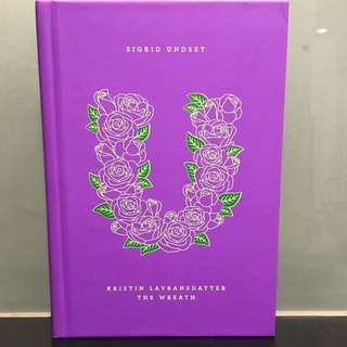 Kristin Lavransdatter The Wreath (Penguin Drop Caps Edition) by Sigrid Undset