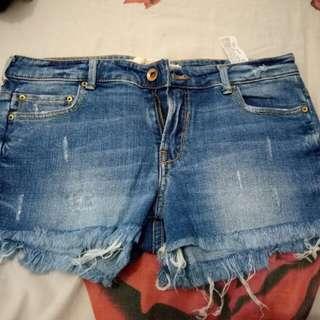 Rok dan hot pants